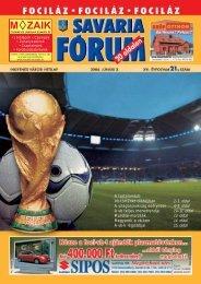 A tartalomból: Vb-történet dióhéjban 2–3. oldal A világbajnokság ...