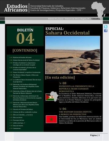 004 Boletín Estudios Africanos 2012 Ene- Feb.pdf - Universidad ...