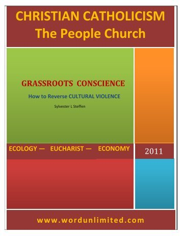 CHRISTIAN CATHOLICISM The People Church