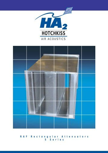 View Technical Specification - Hotchkiss Air Supply