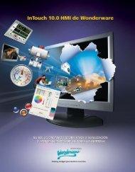 Hoja Tecnica In touch HMI