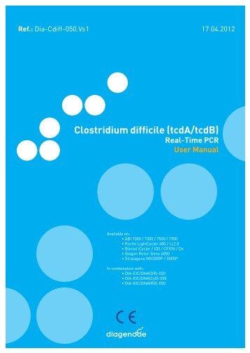 MA-Cdiff-V1_17_04_12.. - Diagenode Diagnostics