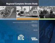 RTC Complete Streets Report - Regional Transportation ...