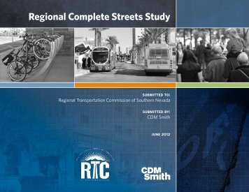 RTC Complete Streets Report - Regional Transportation ...
