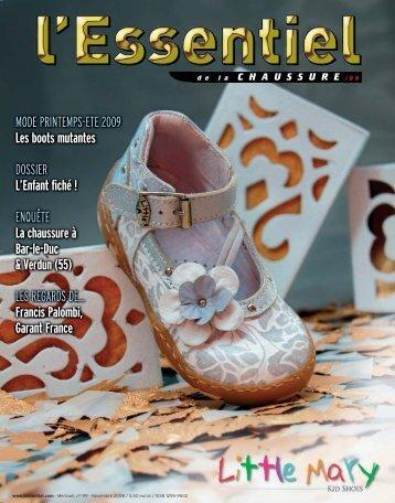 MODE PRINTEMPS-ETE 2009 Les boots mutantes DOSSIER L ...