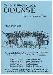 februar 2002 - Byforeningen for Odense
