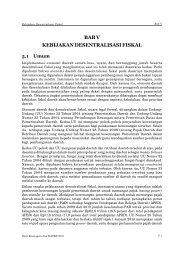 Kebijakan Desentralisasi Fiskal - Direktorat Jenderal Anggaran ...