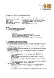 100429_Protokoll_Ilshofen - Holz verantwortungsvoll nutzen