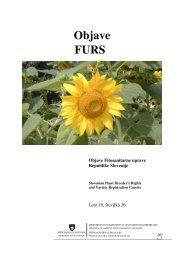 36/2009 - Fitosanitarna uprava RS