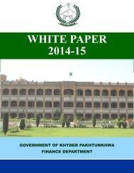 White Paper 2014-15