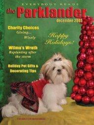 December 2005 - The Parklander Magazine
