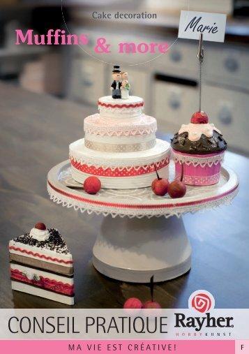 Cake Decoration - Rayher