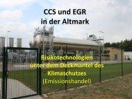 Handbuch CO2 - Bürgerinitiative Kein CO2 Endlager Altmark