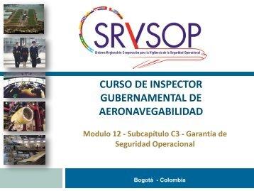 Desempeño de seguridad operacional - ICAO