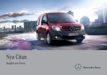 Nya Citan - Mercedes-Benz