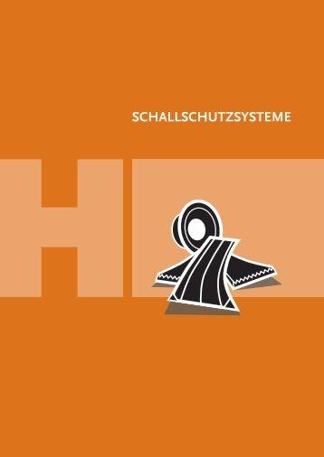 SCHALLSCHUTZSYSTEME - Harrer GmbH