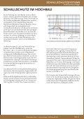 SCHALLSCHUTZSYSTEME - Harrer GmbH - Seite 3