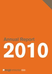 Annual Report - Adelaide to Outback GP Training Program