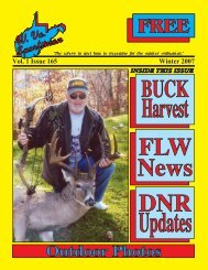 BUCK Harvest - Wvasportsman.net