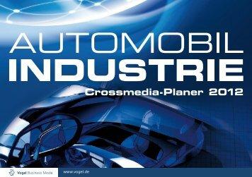 Crossmedia-Planer 2012