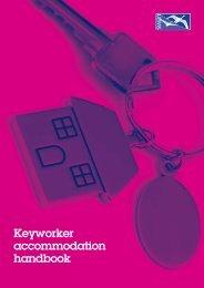 to view the NHS Key Workers' Handbook - Swan Housing Association