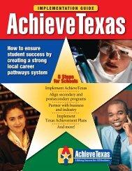 Implementation Guide - Achieve Texas