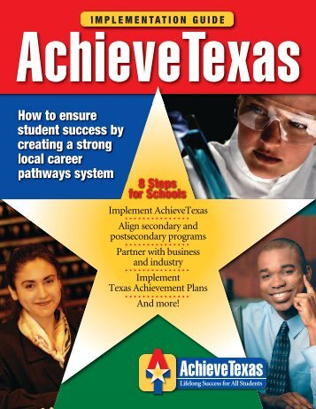 Implementation Guide - Achieve Texas