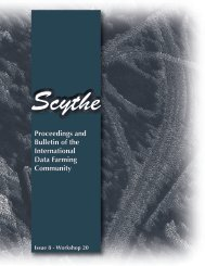 pdf file - SEED Center for Data Farming - Naval Postgraduate School