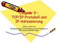 CCNA 1 Module 9 TCP/IP Protocol Suite and IP Addressing