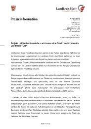 """Projekt """"Klötzchenbaustelle – wir bauen eine Stadt"""" an ... - CSU"""