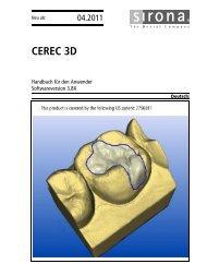 CEREC 3D