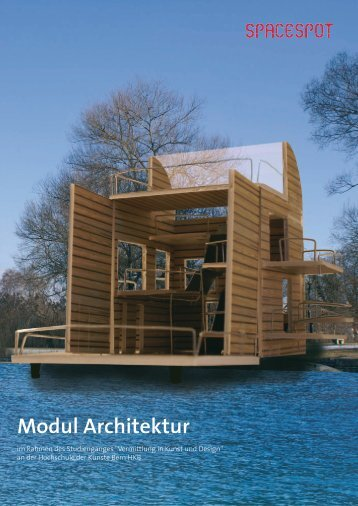 Modul Architektur - SPACESPOT