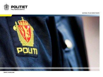 Politiet og POD