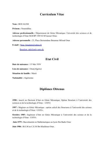 curriculum vitae  georges skandalis   u00c2 u00b4etat civil   cursus