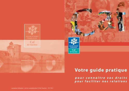Guide Allocataire Caf Fr