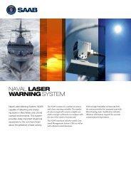 NLWS product sheet (pdf) - Saab
