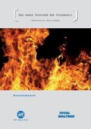 Katalog Brandmeldetechnik - ADT