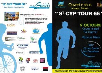 """U """"STCYP OU. 66 - Ville de Saint Cyprien"""