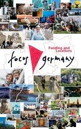 Broschüre downloaden - Focus Germany