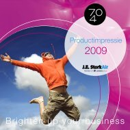 Brighten up your business - J.E. StorkAir