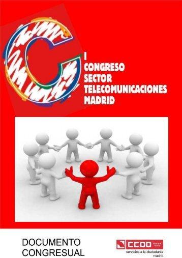 Documentos I Congreso Sector Telecomunicaciones