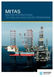 MItas - Maersk Drilling