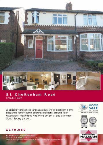 51 Cheltenham Road