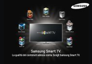 Samsung Smart TV.