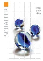 Pulsanti e indicatori Styles 50 - SCHAEFER