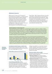 schimbări climatice - Raport anual 2009