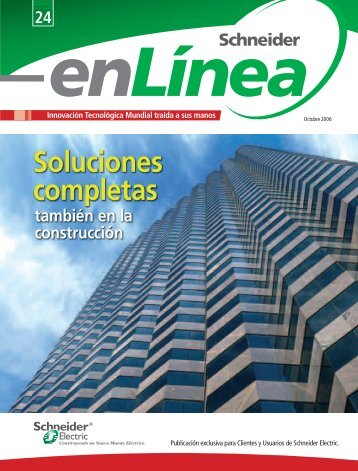 24 portada final.indd - Schneider Electric
