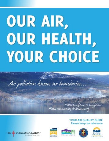 Air pollution knows no boundaries... - Rdosmaps.bc.ca