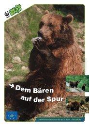 au f der Spur De m Bären
