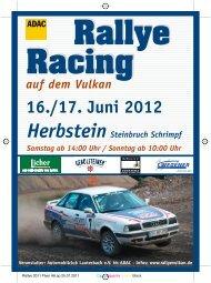 Rallye Racing auf dem Vulkan - 06507-3361.de